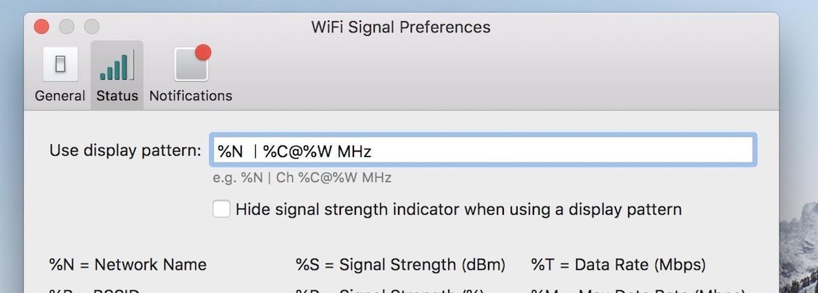 特選Macソフト】Wi-Fiの接続状況を詳しく知りたい! MacFan