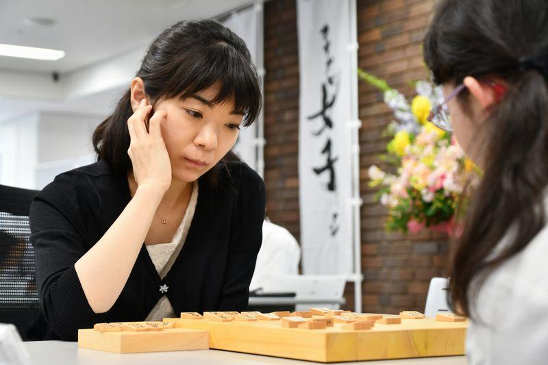 伊藤かりん(乃木坂46)がアマ初段を獲得 ...