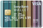 Sony Bank WALLET (ソニー銀行)