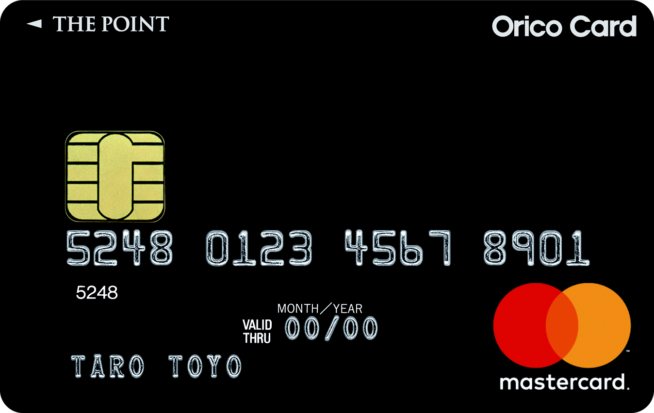 Orico Card THE POINT(オリエントコーポレーション)