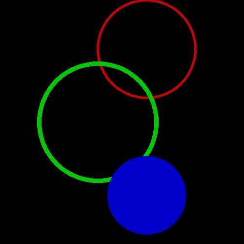 4 描画処理 — OpenCV2 プログラミングブック リファレンス編