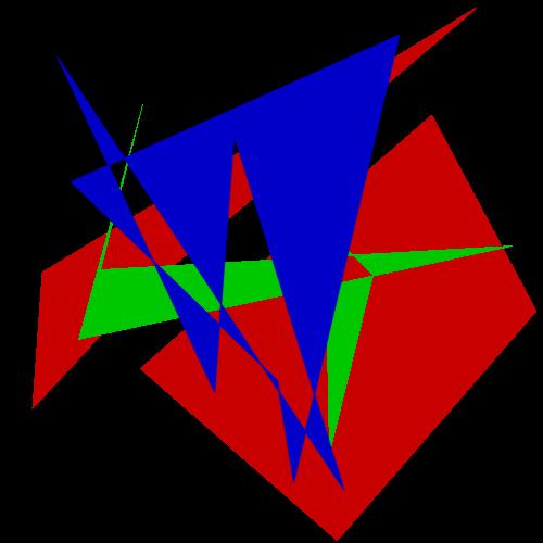 1 4 Npt >> 4 描画処理 — OpenCV2 プログラミングブック リファレンス編